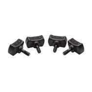 Винты для креплений O'Brien 20 Pack Thumbscrews 6mm Black (BLK), фото 1
