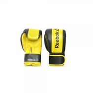 Перчатки боксерские Retail 12 oz Boxing Gloves - Yellow, фото 1