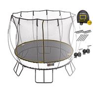 Батут SPRINGFREE R79HAW с корзиной для мяча, фиксаторами и колесиками, фото 1