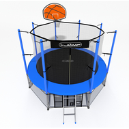 i-JUMP BASKET 10ft BLUE, фото 1