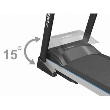 Беговая дорожка для похудения UNIXFIT MX-570Z, фото 7